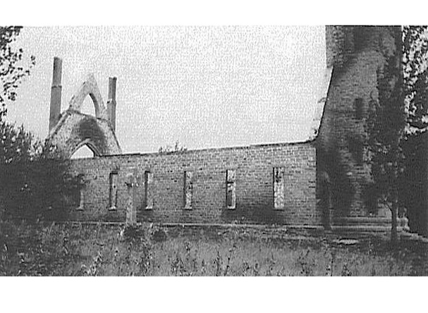 Church after first in 1920